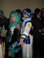 Miku and Me by cosplayluvx3