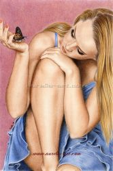 Touch Of Sweetness by aurelia-acc