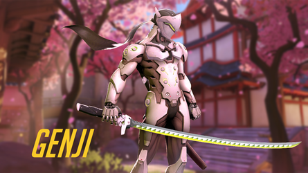 Genji pose[sfm] by Gt118
