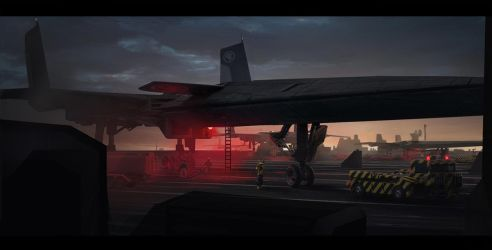 refueling by No87