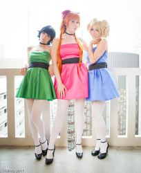 Sugar, Spice, and Everything Nice by cupcakecosplay