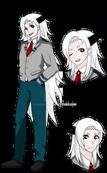 BNHA: Kotetsu By NoctaliaStones by AdamAnt543