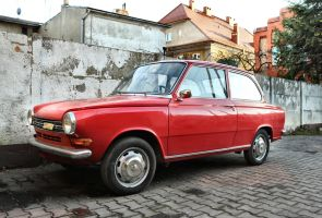 DAF 55 -1 by Abrimaal