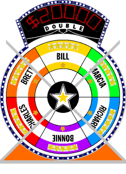 Star Wheel #4 $20,000 by mrentertainment