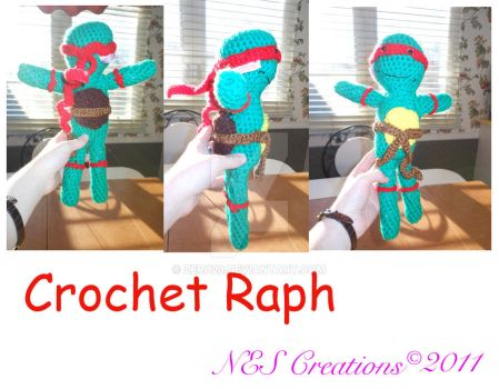 Crochet Raph by Zero23