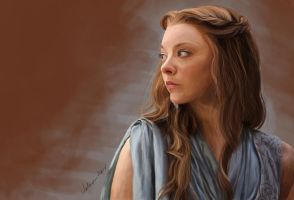 Margaery Tyrell, Game of Thrones by RussianVal