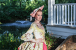 Pretty Polonaise, 1775 by FireLilyCosplay