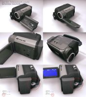 JVC Digital Video Camera by jeff80