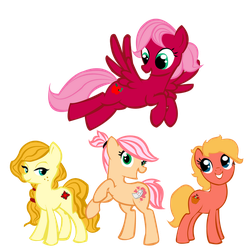 Fluttermac kids! by sweetchiomlp