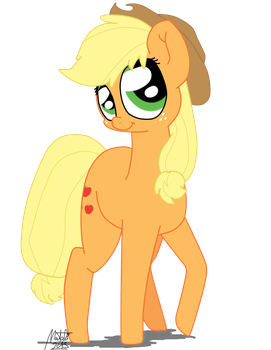 Applejack by NataliStudios