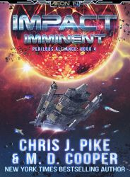 Book - Impact Imminent by LaercioMessias