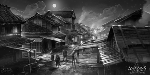 Tokyo: The New Age of Edo by TheEnderling