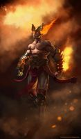 Apollo, Lord of Light by Bjulvar