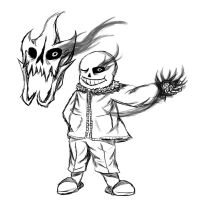 Sans (A Fight You'll Never Forget) by JasonFreeYT