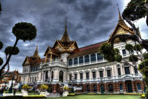 Grand Palace HDR by InayatShah