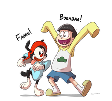 The Goofballs by ToonStarterz