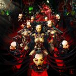 Mad dolls chorus by atomcyber