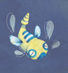 Dunsparce by Odettery
