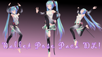 Poses Pack Series - 3 - Ballet Poses Part 1 (DL!) by ScarlettAckerman