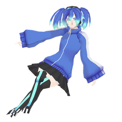 MMD Takane 'Ene' Enomoto Model Download by Calculated-Lie