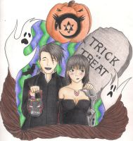 LingFan::Trick or Treat by TheMuzbo