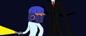 NewScapePro and... Slender Man... by SCP-096-2