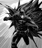 Batman by Fuacka