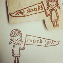 Thank you girl by restlesswillow