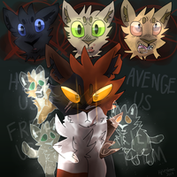 mapleshades vengeance by kylieolo