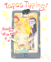 Tapas Tipping by LayLoL