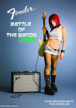 Battle Of The Bands by BeTtEr-Of-TwO-EvilZ