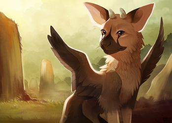Trico by MapleSpyder