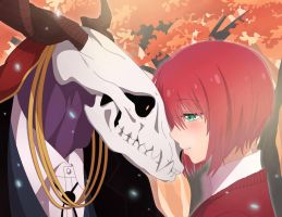 The Ancient Magus' Bride by Cent-001