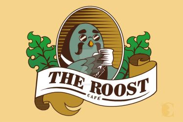 The Roost Cafe by The-Virgo-Fairy