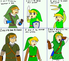 Zelda: what makes you a hero by TheStarTraveler