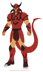 Pyrus Ares by Pyrus-Leonidas
