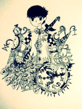 Time Traveler's Chronicles by Mr-Astroboy