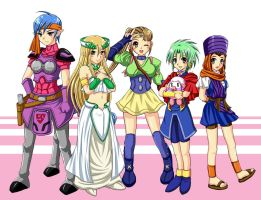 shining force 3 by gmb83