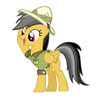Daring Do by BonesWolbach