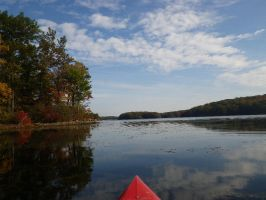 View of a Kayak by hm923