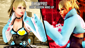 [TK7] Lucky Chloe's Dark Shadow Make-Up by SlawPro