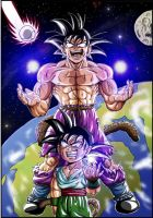 The rise of Kakarotto by BK-81