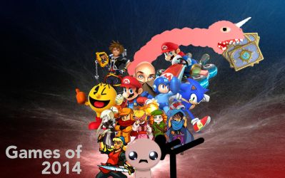 Games of 2014 by PacDuck