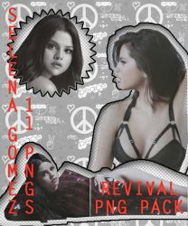 Selena Gomez Revival Png Pack (2) by Photo7Girl
