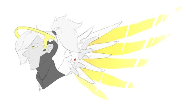 Mercy by c-plaus
