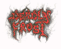 Logo Deadly Frost by LuciforusArt