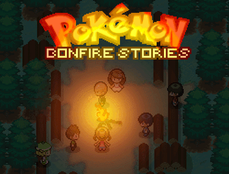 Pokemon Bonfire Stories by Akizakura16
