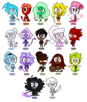 type gem adopts(OPEN 1/17)(POINT SALE AVAILABLE) by lymerikk