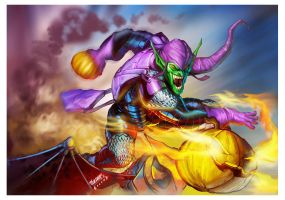 GREEN GOBLIN by ELIANT