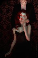 Vampire Heart by theoryNpractice